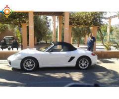 Porsche boxster essence à vendre 235 000 dh