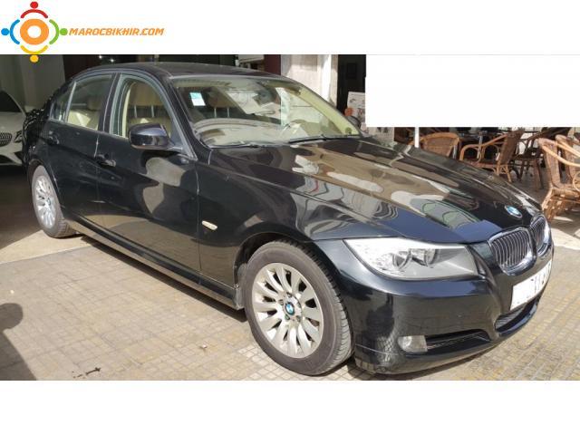 bmw serie 318 diesel 2009 bikhir annonce bon coin maroc. Black Bedroom Furniture Sets. Home Design Ideas