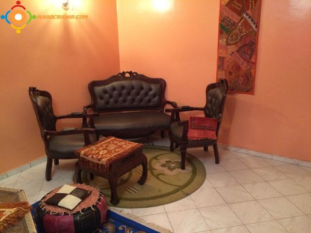 appartement la hauteur de bourgogne bikhir annonce bon coin maroc. Black Bedroom Furniture Sets. Home Design Ideas
