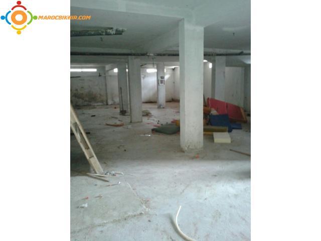 150 m2 cave a louer espace stockage rabat bikhir annonce bon coin maroc. Black Bedroom Furniture Sets. Home Design Ideas
