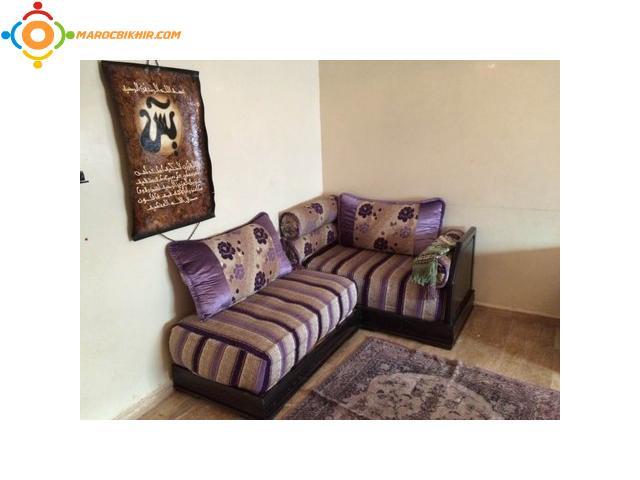 Location appartement courte dur e casablanca bikhir for Appartement meuble a casablanca courte duree