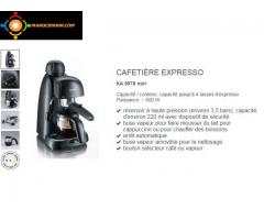 Cafetiere Expresso Severin