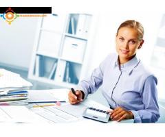 comptable et aide comptable