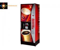 Distributeur de café et boissons chaude