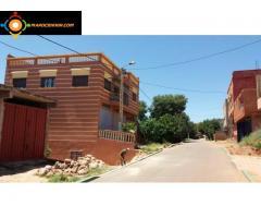 A Vendre Maison 100m2 à El Ksiba région de Beni Mellal