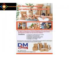 Vous recherchez une entreprise de déménagement?