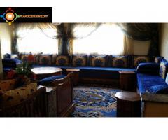 Appartement Meublé 128 m2 à louer à Fès Agdal