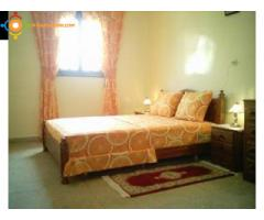 Location, appartement, meublé, à, Agadir  avec WI-FI