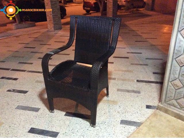 Vendre chaises pour café ou autres