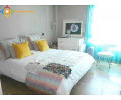 Moderne appartement meublé en location à Rabat Hay riad