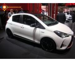 Vendre  Voiture Toyota Yaris