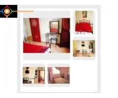 Appartement meublé près de luniversiapolis