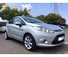 Ford Fiesta Diesel Titanium Toutes Options 2014