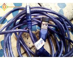 Cable usb avec wifi