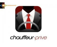 سائق أو موزع/chauffeur livreur