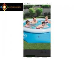 A vendre piscine gonflable bestway