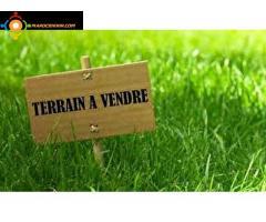 Terrain à vendre à  brachwa Rabat