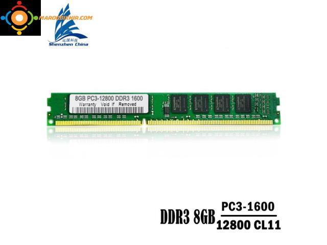 ddr3 8 gb Ram Pc Gamer 1600mhz