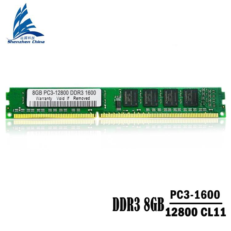 ddr3 8 gb Ram Pc Gamer 1600mhz