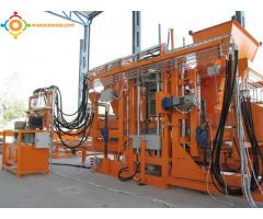 Machine beton de block produite SUMAB R 1500