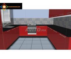 Des cuisines modernes