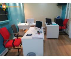 Location d'un appartement usage bureau à l'Agdal Rabat