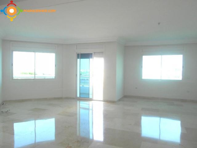 magnifique appartement en location à rabat hay riad