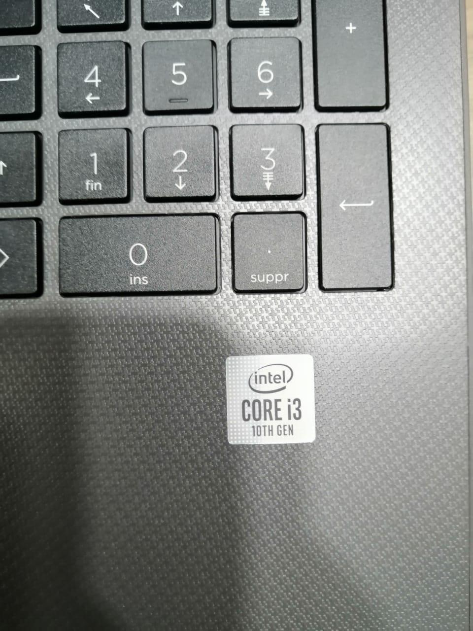 PC PORTABLE HP I3