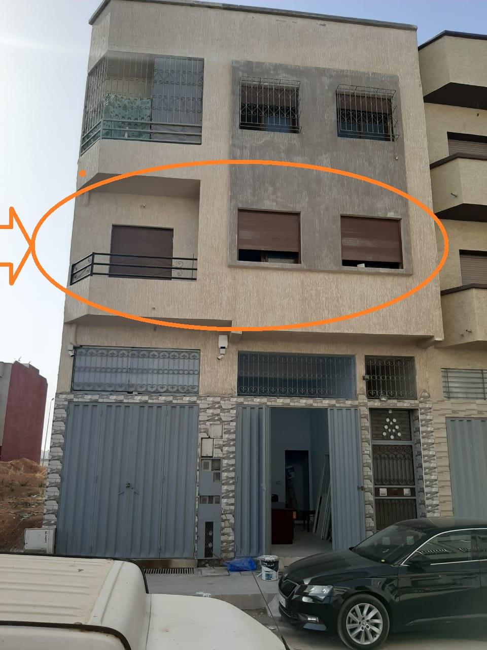 appartement en location à Médiouna