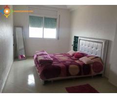 Appartement meublé à louer situé à la ville haute