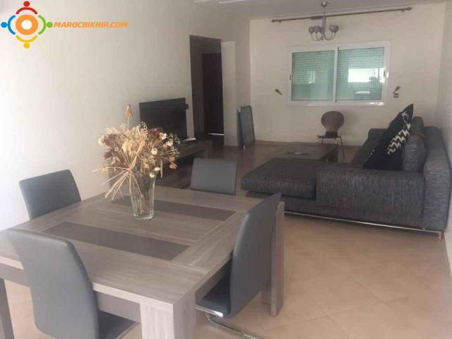 Bel appartement meublé mis en location