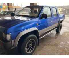 Nissan Pick Up 2.5 diesel 4 porte Double