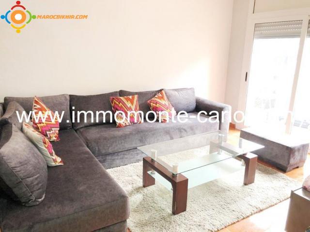 Beau Studio meublé à louer à Hassan-Centre ville Rabat