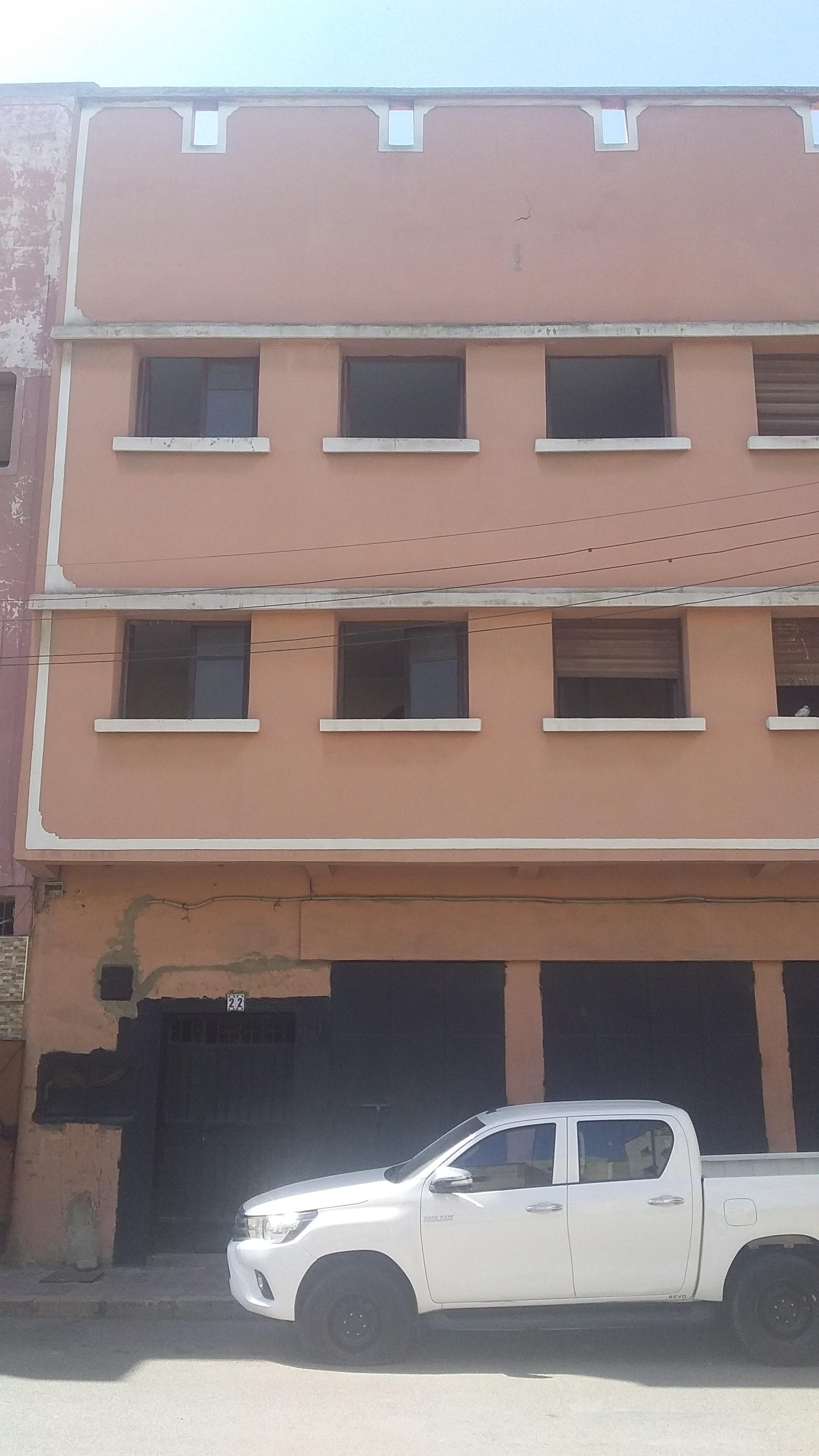 Maison a vendre a hay moulay abdelah