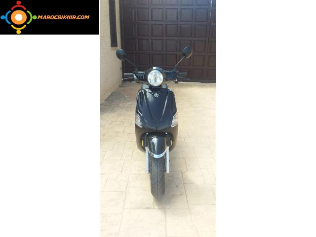 Scooter Italo Pronto