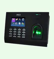 Pointeuse biométrique IN03
