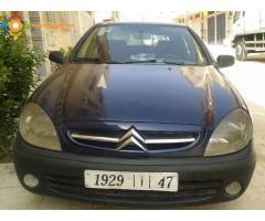 vente d'une Citroën Xsara