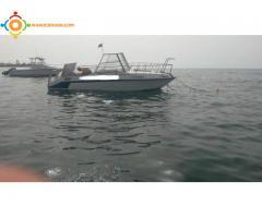 A vendre bateau Type Weligraft