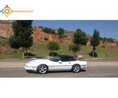 Chevrolet Corvette Cabrio