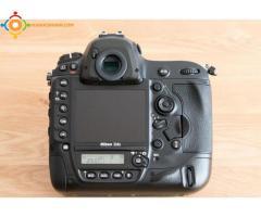Caméra RÉFLEX Digital Nikon D4S 16.2 MP