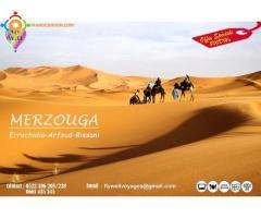 Voyage Organise MERZOUGA-ERRACHIDIA-ARFOUD-RISSANI