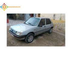 Peugeot 205 à vendre