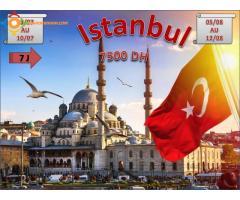 voyage organisée en Turquie