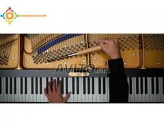 accordage de piano