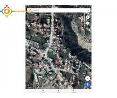 Terrain 836m2 à Ajdir