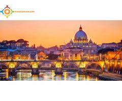 SEJOUR ROME DEPART CASABLANCA 5 JOURS / 4 NUITEES