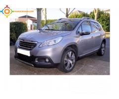 Peugeot 2008 1.2 PURETECH 110 S&S CROSSWAY grise 10800 Km