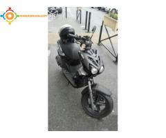 Nitro stunt ovetto FRANCE mbk Yamaha