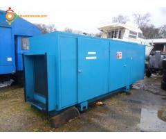 GROUPE ELECTROGENE  300 KVA  BAUDOUIN 6P15 /  INSONORISE