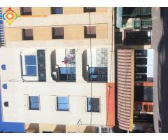 2 appartements a louer 120 m2